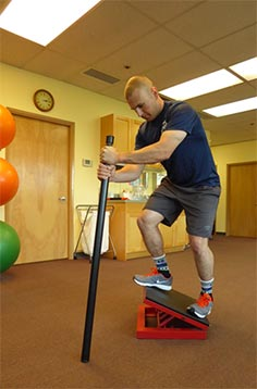 Physical Therapy News Photo